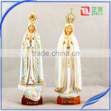 Our Lady of Fatima Religious Christian statue