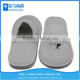 White cheap hotel japan hotel unicorn foot massage slipper