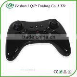 New Black white for wii U Pro Bluetooth Wireless Controller for Nintendo Wii U