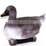 3D full-body floating hunting goose decoys/floating goose decoys