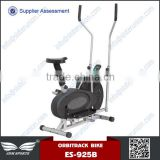 Fashion ES-925B indoor body fitness equipment elliptical trainer/home equipment/2 in 1 Exercise bike and Cross Trainer