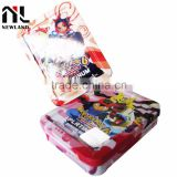 Decorative table game cards tin box