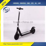 2016 Newest Design 24v Black Folding adult kick scooter electric for sale, Light weight and easy to carry