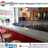 Milk tea shop operation counter design, milk tea equipments supply