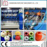 automatic raffia yarn ball winder manufacturer from Taian Rope Net Vicky cell:8618253809206/E:ropenet16@ropenet.com