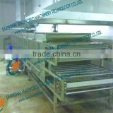 roller pasteurization machine