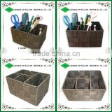 Handmade pencil basket china pencil holder wholesale pencil vase