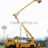 New Design Hydraulic Platform Truck Working Height 22meters