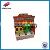 School&Office trimming scissors, colorful scissors