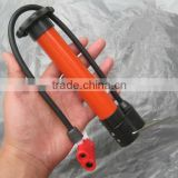 popular mini ball pump / sport pump / Inflatable hand pump