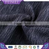 2016 Feimei Knitting 91%Poly 4%Span 5%Viscose Crepe Space Melance Double Fabric From China