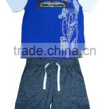 BOYS KNITTED 2PCS SET