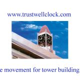 outdoor clocks, movement for outdoor clocks, building clocks,movement for building wall clocks, wall clocks