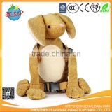 Kids toy novelty plush animal baby harness