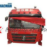 Shacman Delong M3000 DH132441H0400 Medium Length Cab Assembly