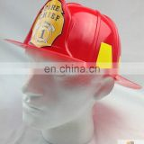 The best selling antique fireman helmet childrens plastic toy CH2064
