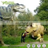 Customized Realistic Life Size Dinosaur Statue