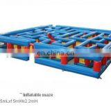 2011Exciting Inflatable Maze