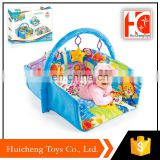 alibaba wholesale china colorful soft baby playmat with star hanging