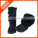 good quality knee winter boots