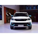 high speed 4 door 4 seater electric car SUV