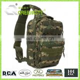 Outdoor Tactical Shoulder Backpack/ Military & Sport Bag Pack Daypack for Camping/Hiking/ Trekking/Rover Sling
