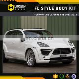 Top Sales Hm For Porsch Cayenn 958 Carbon Fiber Body Kit