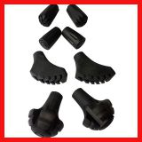 Rubber Tips Set for Trekking Poles-Heavy-Duty Durable Feet for Hiking Poles/Walking Sticks