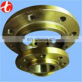 brass pipe flange