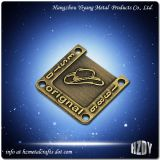 Steel Handbag Logo Name Plates
