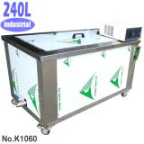 K1060 240L Variable Power Industrial Ultrasonic Cleaning Machine