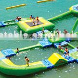 2016 attractive kids n adults inflatable water toys inflatable amusement park