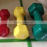 Body Strong Fitness Equipment /Sport Gym Machine/Vinyl dumbbell/TZ-3004/New Products China
