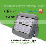new product 2016 innovative CE/RoHS factory floor light led flood light 120W garden led lights