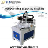 China wood cast iron water cooling wood mini cnc engraving machine