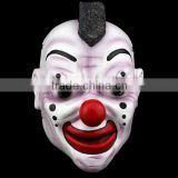 Newest Halloween Horror Mask Quality Resin Payday party Costume Decoration,gifts,collection Mask (Slipknot Joey clown Mask)