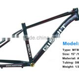 Factory supply high grade cheap aluminum bike frame for mountain bike