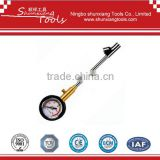 Dual-Head Chuck Dial Tire Gauge TG-007