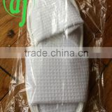 white comfortable of high and excellent quality disposable ladies hotel slipper /wedding slippers