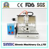 Factory price desktop mini cnc milling machine 6040                                                                         Quality Choice