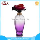 BBC Middle East Series - ME027 Long lasting flower cap pink glass bottles natural mini brand perfume in dubai