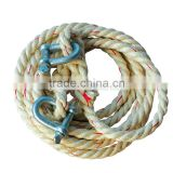 OEM/ODM Elastic Tow Rope Boat Tow Rope Heavy Duty Tow Rope