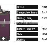 For iPhone 5s Screen display with Mobile Phone parts ,For iPhone 5s screen lcd with parts
