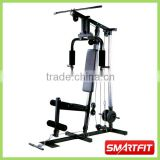 multi functional free weight one station home gym w/o plate home commercial fitness equipment