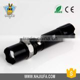 JF High power rechargeable led flashlight, best 1101 police flashlight china, rechargeable flashlight factory
