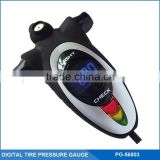 Professional Digital Tire Pressure Gauge with Tread Depth Measuring, Extra Large Digital, 5 in 1