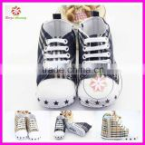 Spring models canvas shoes children shoes non-slip casual baby shoes