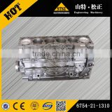 cylinder block d155 6127-21-1108 dozer spare part Engine 6D155-4 block cylinder ass'y 6127-21-1108,spare parts