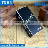 Wholesale Temperature Control 50w Box Mod Dovpo TC-50 Bottom Button Ecig Mod Factory Price