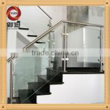 modern indoor stair railings for building